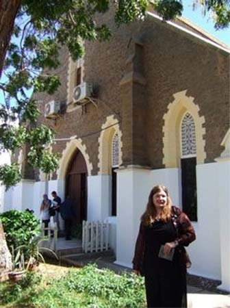 Mauritania RPCV Kristen Weaver just returned from a two-year assignment in Yemen