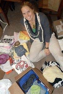 Samoa RPCV Laura Hanks aims to help islanders hit by tidal wave
