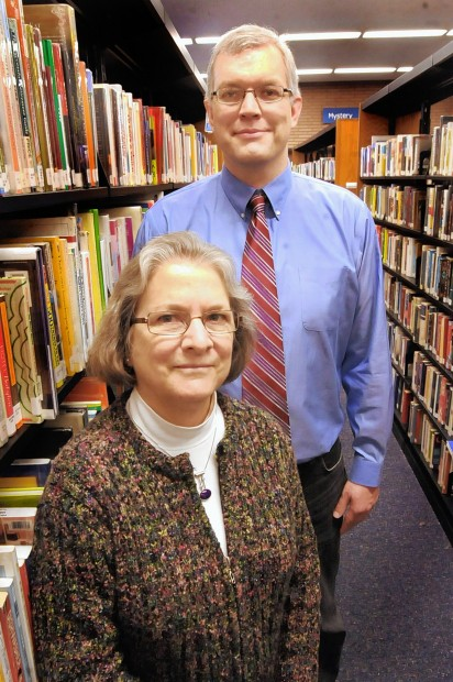 Turkey RPCV Linda Ballard, a 40-year employee at the University City library who has been director for the last 18 years, will retire