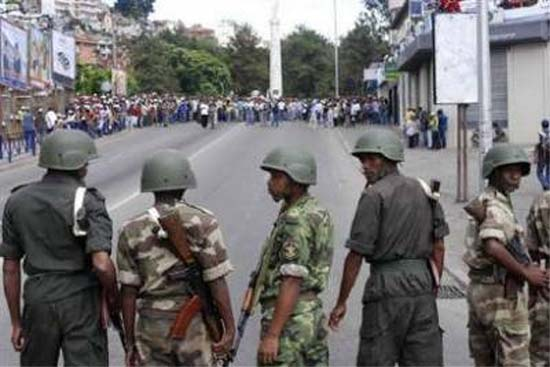 Madagascar Army Replaces Chief After Ultimatum