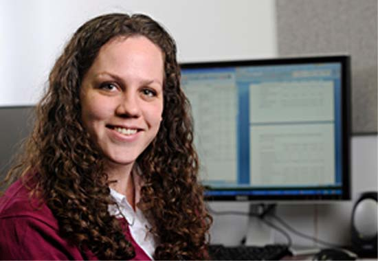 The number of projects Suriname RPCV Margaret Feller juggles could lead anyone to have some sleepless nights as she works as a research assistant in the UAB Division of Geron-tology, Geriatrics and Palliative Care