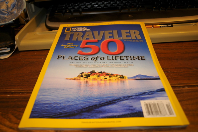 RPCV Mary Hensley  writes about high-elevation rice terraces of the Philippine Cordillera in National Geographic Travel Magazine