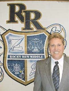 Papua New Guinea RPCV Matt Eline is new principal at Rocky Run Middle School