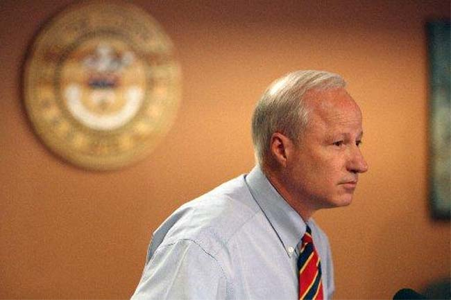 Congressman.Mike Coffman wants to end Peace Corps program in China
