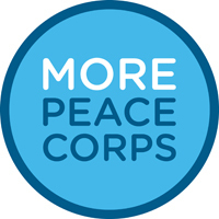 By the time the Peace Corps turns 50 in 2011, Brett Montague of Hattiesburg wants twice as many volunteers serving and twice as much funding for the U.S. agency