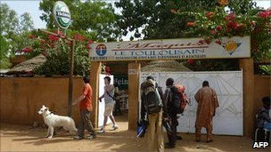 Niger Peace Corps Volunteer Back In Africa  writes: I had only been there 48 hours (on Saturday) when I received the text message: two Frenchmen had been kidnapped in Niamey at a bar the night before