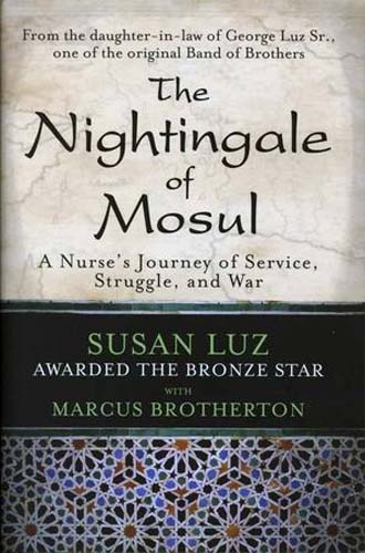 Brazil RPCV Susan Luz writes The Nightingale of Mosul