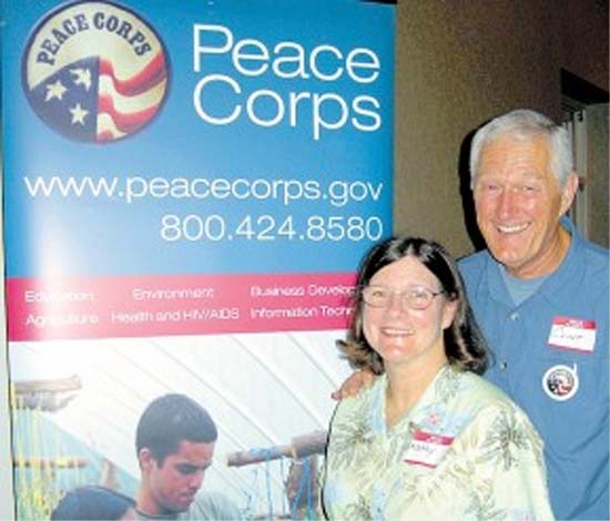 Kathy and Clinton Norrell are preparing to serve in Belize the Peace Corps