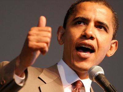 Zachery Scott writes: Go Bark Obama!