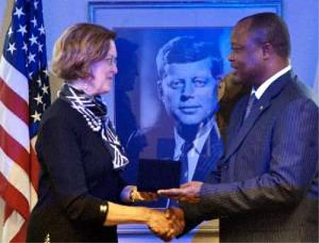 Peace Corps to return to Sierra Leone in 2010