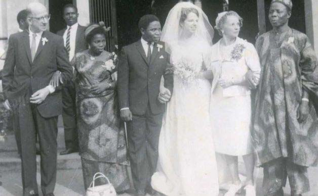 Catherine Onyemelukwe, who during her two-year tour in Nigeria met Clement, a Nigerian national, and married him, have been married for 47 years