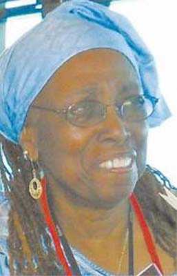 Senegal RPCV Florence G. Patterson. founded Pamoja International Cultural Exchange to promote cultural awareness