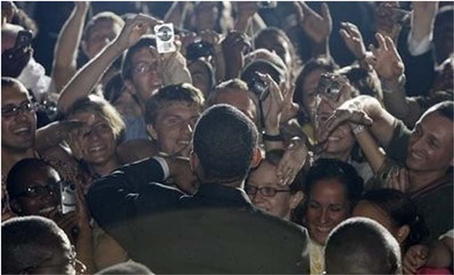 A Harruna Attah   writes: Using members of the US Peace Corps (established by President Kennedy in 1960) at the airport to see him off, as his backdrop, President Obama implored the youth of Ghana to strive harder for the good of their country