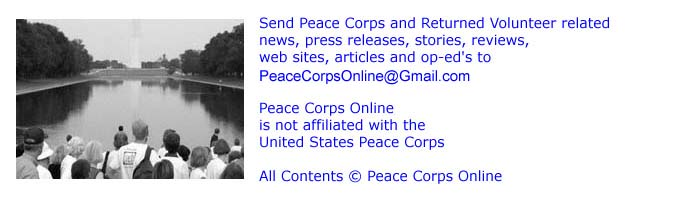 Contact Peace Corps Online