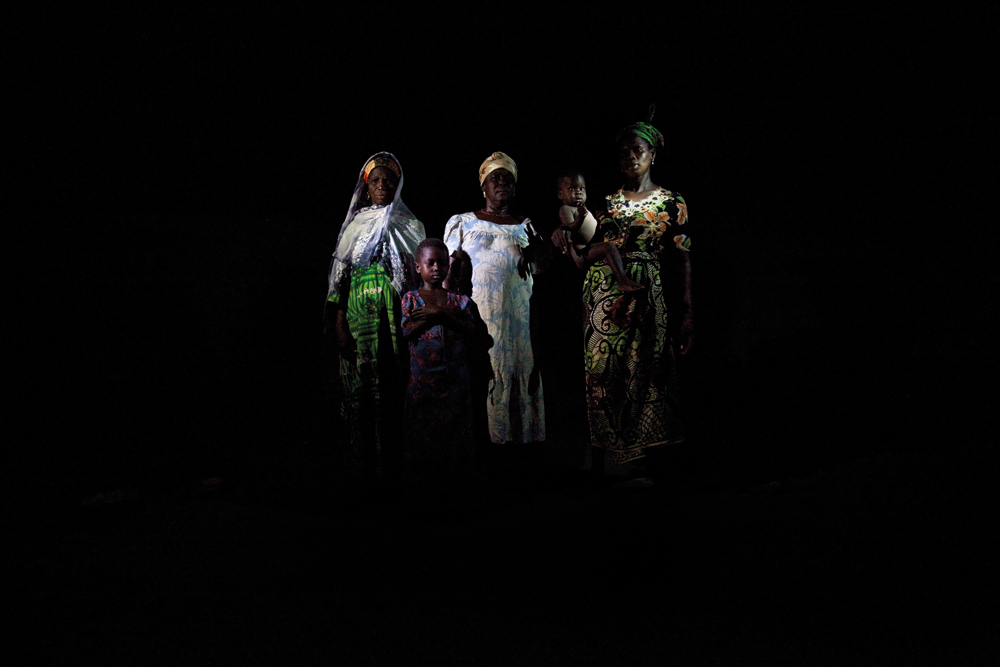 Ghana RPCV Peter DiCampo sheds a little light on the communities that make their home there without electricity in his Flashlight Portraits, which won the International Photography Award 2010 run by BJP