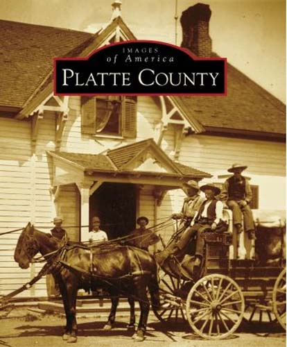 South Africa RPCV Starley Talbott writes the history of Platte County