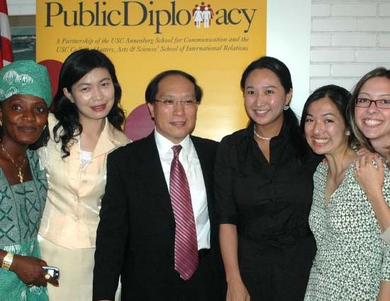 Sherry L. Mueller writes: Five Myths about Public Diplomacy