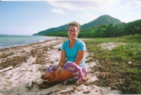 Rachel Ann Blaasch's deployment through the Peace Corps ito Vanuatu would take her across oceans, and into areas where the culture is so diverse that immersion training of three months was required before her work would even begin