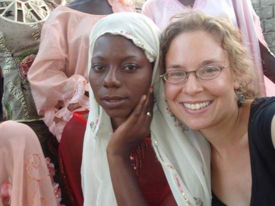 Rachel Chapin is Peace Corps volunteer in Mauritania, West Africa who is working with her friends and family, former high school teachers and her church, Westlake Presbyterian, to raise enough funds to completely remodel the primary school in her village
