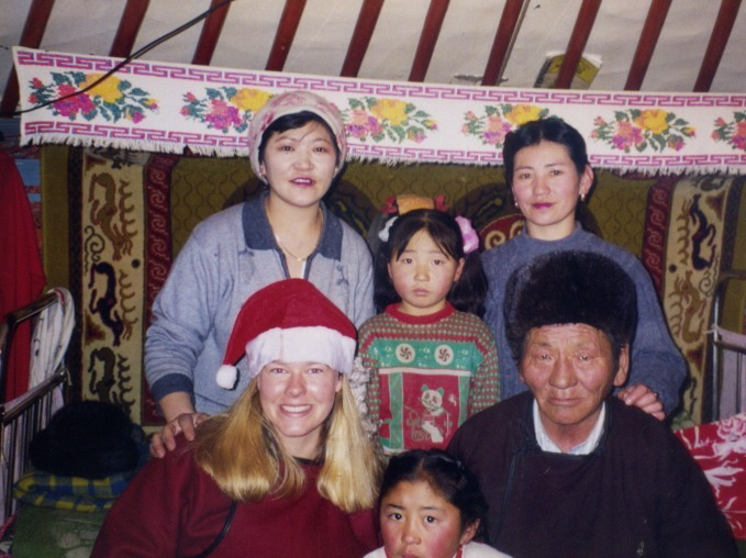 Ramsey Nix writes: Christmas in Mongolia