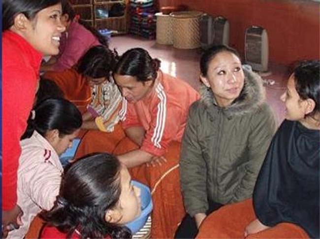Nepal RPCV Rob Buckley uses his experience in the Peace Corps to help women become business owners