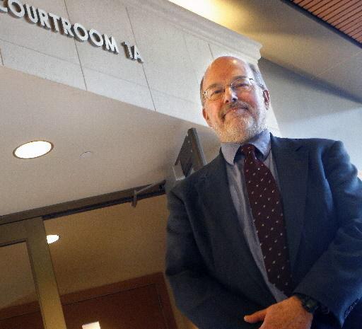 Uruguay RPCV Robert Selk is a volunteer Spanish interpreter for the Dane County Court