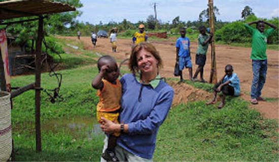 Robin Picard has traveled the world, served with the Peace Corps and, since April, has worked for Doctors Without Borders in Kenya, not far from where President-elect Barack Obama�s step-grandmother lives