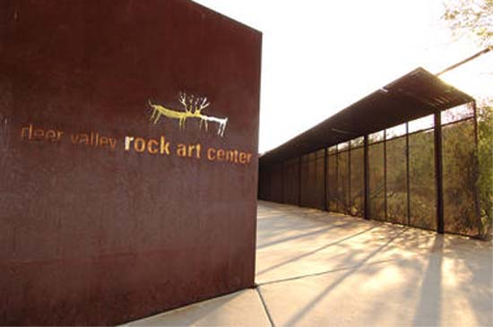 Niger RPCV Kim Arth is director of ASU's Deer Valley Rock Art Center