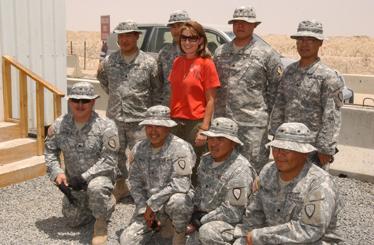Bolivia RPCV Rebecca Langle writes: Palin insulted Peace Corps Volunteers
