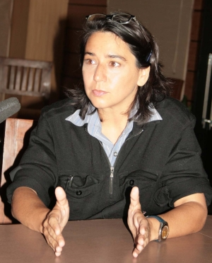 Documentary Filmmaker Sarah Singh is daughter of Peace Corps Volunteer
