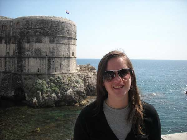 Sara Ray says her service with the Peace Corps in Macedonia has given her a new perspective and maturity