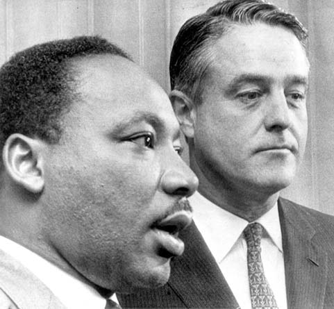 Peter Hessler writes: Sargent Shriver, the Peace Corps, and Martin Luther King, Jr.
