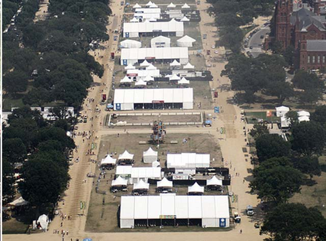 Smithsonian Folklife Festival Expected to Draw a Million Visitors