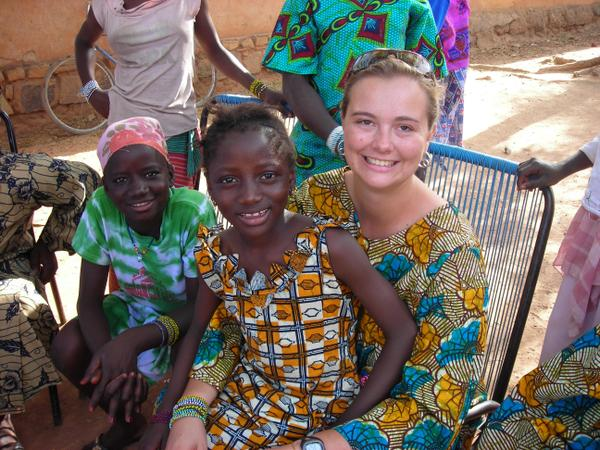 Gretchen Snoeyenbos has spent the last two years living in a small town in Mali that she said in many ways resembled any American small town