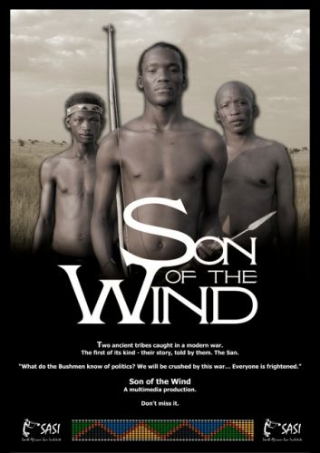 South Africa RPCV Misty Brodiaea, writer and stage director of Son of the Wind is a graduate of the Theater School at DePaul University, one of the top three acting conservatories in America