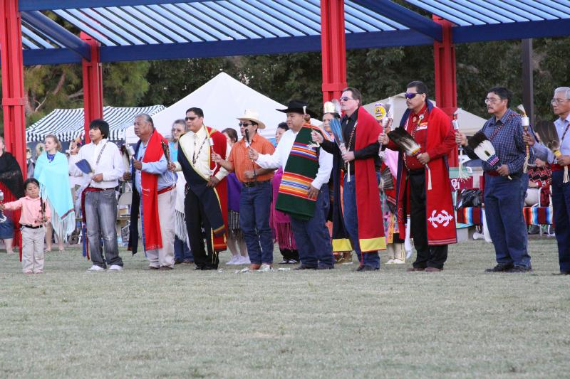 The Future of the Standing Bear Pow Wow in Ponca City