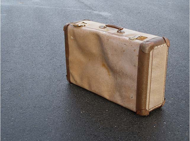 Jane Brogan writes: Dad was 72 when he joined the Peace Corps and was sent to the Solomon Islands and was thrilled to have one suitcase to carry all of his possessions. I guess spending years of your life walking in an obstacle course would make a person appreciate the freedom of fewer possessions.