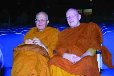 Born in the United States, Malaysia RPCV Ajahn Sumedho was drawn to Buddhism from a relatively young age