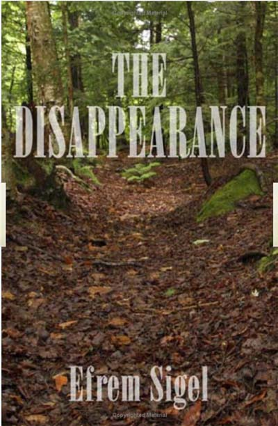 Ivory coast RPCV Efrem Sigel to Confront A Marriage in his new Novel The Disappearance