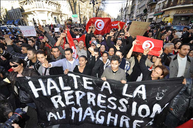 RPCV Rob Prince writes: Tunisia explodes