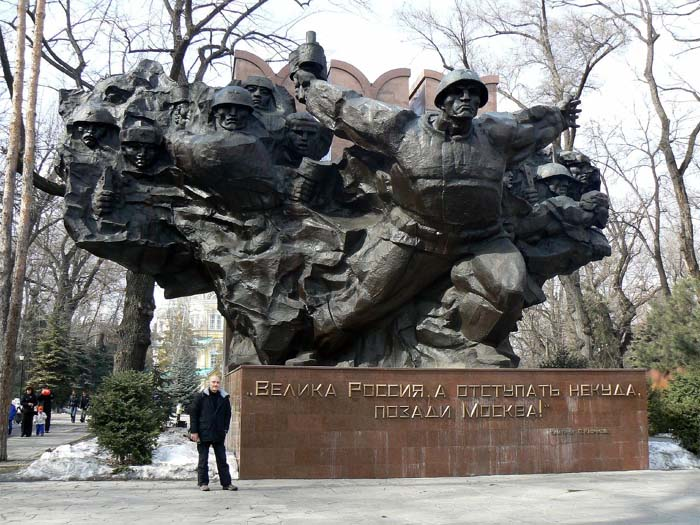 Micah Lemons writes: War Memorials and Bureacracy in Kazakhstan