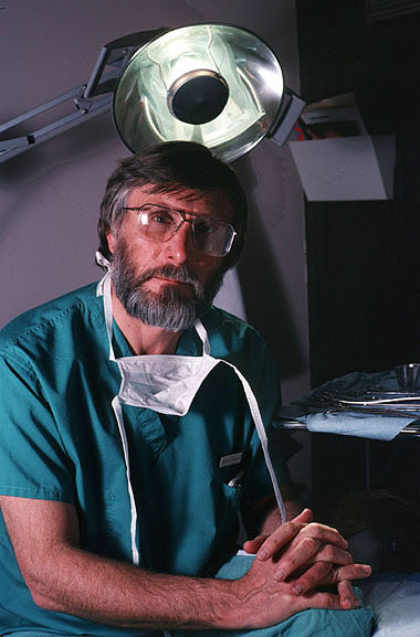 Warren Hern is the last doctor in America to specialize in late abortions