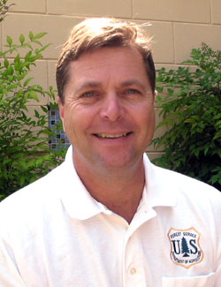 Saint Vincent RPCV Will Metz named supervisor of the Cleveland National Forest