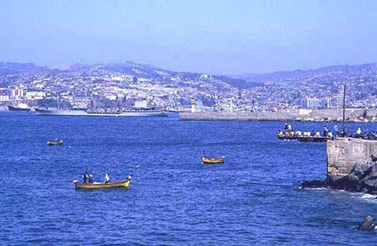 非洲的几个著名港口城市; 智利风景图片全部旅游照片; 智利风景