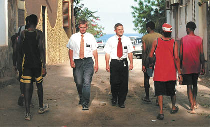 Mormon Missionaries