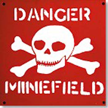 minefield Starting up your own research group